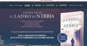 """Un contest online dedicato al romanzo """"Il ladro di nebbia"""""""